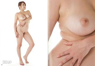 グラマー裸婦ポーズBOOK P16