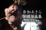WEBスナイパーで奈加あきら緊縛写真画像を公開。 | 『奈加あきら緊縛写真集』