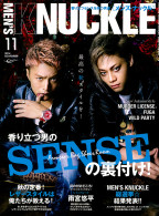 MEN'S KNUCKLE 2014年11月号